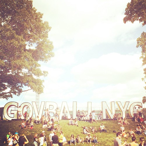 The Governors Ball 2014