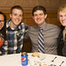 "<b>Senior Send-Off</b><br/> Seniors celebrate their time at Luther at Hotel Winnishiek.<a href=""http://farm3.static.flickr.com/2923/14231554766_04e8cc7358_o.jpg"" title=""High res"">∝</a>"