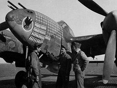 """Lockheed P-38 """"Lightning"""" • <a style=""""font-size:0.8em;"""" href=""""http://www.flickr.com/photos/81723459@N04/14232726377/"""" target=""""_blank"""">View on Flickr</a>"""