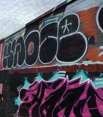 KWOTE DFM (BeautifulVandalism) Tags: boston wall ma graffiti massachusetts tag production graff piece floater dfm kwote