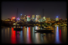 Nightscape from Kurraba Point Reserve (Craig Jewell Photography) Tags: landscape lights iso100 cityscape nightscape sydney reserve australia nsw 40mm f50 neutralbay 2014 kurraba 0ev 100sec kurrabapoint canoneos1dmarkiv ef40mmf28stm 335041s1511322e filename20140521175602x0k0487cr2