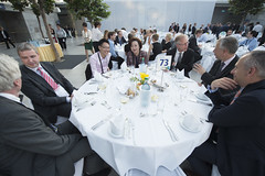 Guests during the Gala Dinner