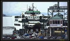 Seattle Ferry - Walla Walla (swong95765) Tags: seattle cars ferry dock ship wallawalla walla