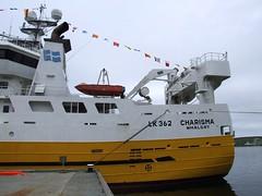 Charisma (nz_willowherb) Tags: boats see scotland fishing flickr day tour open vessel visit shetland lerwick pelagic to go shetlandcatch visitshetland seeshetland goptoshetland visitlerwick gotolerwick seelerwick