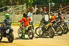 Starting Line (Light Brigading) Tags: bike wisconsin race track racing motorcycle ezra 07 aztalan brusky