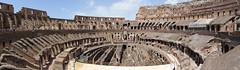 pan_140624_001 (123_456) Tags: italy rome roma italia amphitheatre colosseum coliseum italie flavian