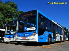 6 1163 Viação Cidade Dutra (busManíaCo) Tags: bus buses mercedesbenz articulado o500ua busmaníaco mondegoha nikond3100
