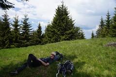 Binemeritata odihna