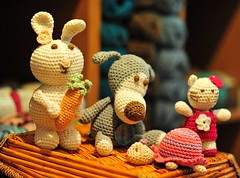 Happy knitting July my friends! (sifis) Tags: friends art animals nikon knitting crochet knit july athens hobby greece cotton 135 handknitting sakalak woolshop d700 sakalakwool