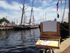 Starting to paint here! (Liquidmethod) Tags: doug clarke liquidmethod