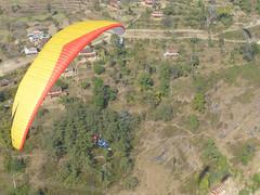 P1020487 (steffens747) Tags: family nepal people sarah paragliding myfamily sarangkot steffens kaski westernregion