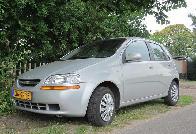 chevrolet 2006 daewoo hatchback aveo kalos sidecode7 36grp8