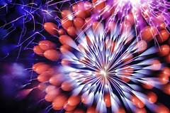 Focus Blur Fireworks (Wes Iversen) Tags: illinois holidays fireworks july4 independenceday odc mountprospect hss focusblur tokina100mmf28atxprod ourdailychallenge sliderssunday
