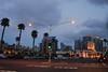 Harbor Drive (So Cal Metro) Tags: skyline night downtown embarcadero streetview harbordrive