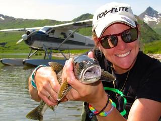Alaska Fly-out Fishing Lodge 60
