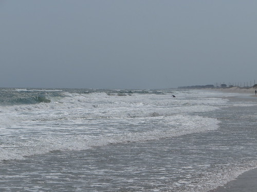 Cape Hatteras National Seashore, Outer Banks Between Hatteras and Frisco, North Carolina