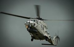 NH-90 (Chris Kooistra) Tags: dutch plane airplane demo open military air airshow demonstration airforce noordbrabant 2014 dagen luchtmacht gilze rijen luchtmachtdagen vliegbasis