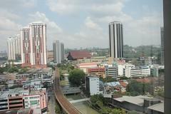 IMG_8189 (UmmAbdrahmaan @AllahuYasser!) Tags: hotel view malaysia 991 vistana setiawangsa monorel ummabdrahmaan