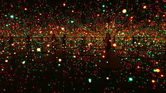 A Dream I Dreamed (Yen L.) Tags: art museum asia infinity room arts dream may gap center korea seoul mirrored southkorea yayoi dreamed kusama eastasia  2014  a hangaram i
