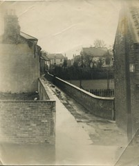 """Church Lane from Cross Street • <a style=""""font-size:0.8em;"""" href=""""http://www.flickr.com/photos/124804883@N07/14533694053/"""" target=""""_blank"""">View on Flickr</a>"""
