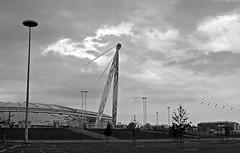 Our Pride (M$$MO) Tags: bw white black torino football fuji stadium bn fujifilm fc turin juventus bianconeri x100s