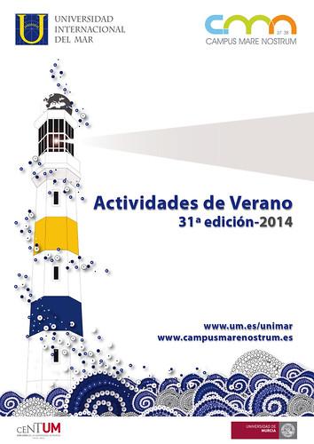 Cartel UNIMAR 2014