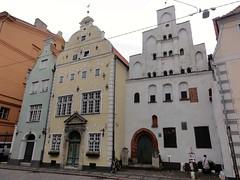 De drie gebroeders (gebouwen)