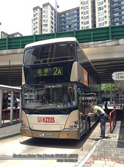 Kowloon Motor Bus | Scania K310UD ASU13 (AC Studio) Tags: bus public buses hongkong asia transport double hong kong transportation vehicle motor passenger kowloon doubledecker scania decker k310ud asu13