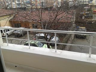 Alüminyum Balkon Korkuluğu