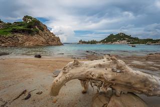 Spiaggia di Cala Corsara I