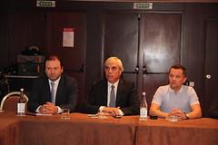 Marco António Costa em reunião com PSD Distrital do Porto