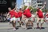 "Vancouver Pride Parade 2014 - 0100 (gherringer) Tags: summer music canada vancouver fun happy bc dancing pride parade crown colourful vancouvermenschorus vanpride ""west end"""