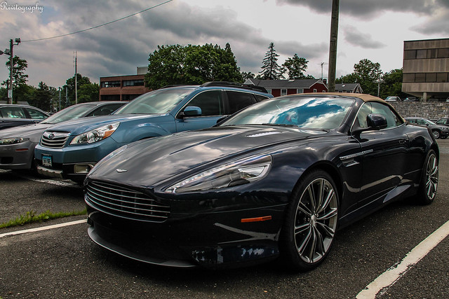 blue car canon rebel connecticut fast convertible exotic adobe t3 rare supercar astonmartin volante roadster lightroom db9 newcanaan 2014 rivitography 8ahse4