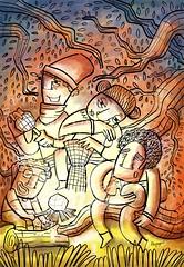 Shake your power - Ilustração (Alegraziani Produto Ilustrado (11) 96175.8787) Tags: illustration poster sparks ilustração desenho quênia shakeyourpower