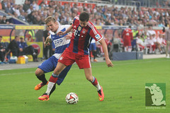 """Vorbereitungsspiel MSV Duisburg vs. FC Bayern Muenchen • <a style=""""font-size:0.8em;"""" href=""""http://www.flickr.com/photos/64442770@N03/14692293316/"""" target=""""_blank"""">View on Flickr</a>"""
