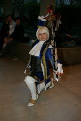 Sakura Con 2008 - 0857 (Photography by J Krolak) Tags: costume cosplay ivy masquerade soulcalibur sakuracon isabellavalentine ivyvalentine