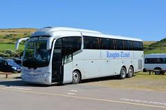 Knights Travel - YN63 BYY (Solenteer) Tags: horsham woolacombe scania irizar i6 knightstravel k400eb6 yn63byy