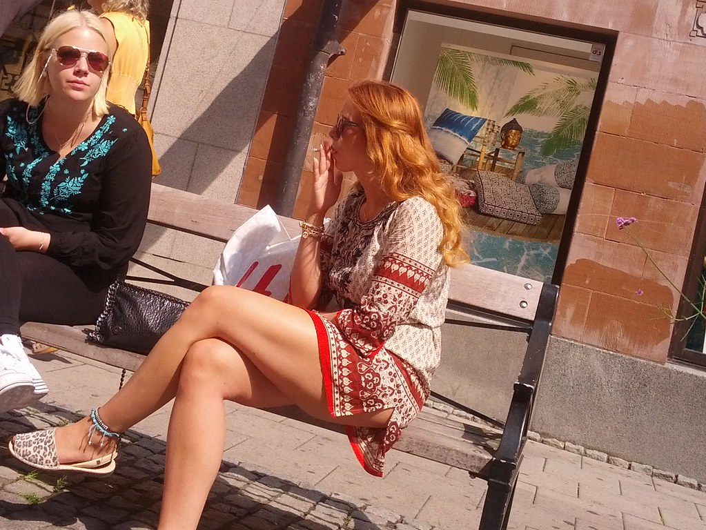 smoking swedish