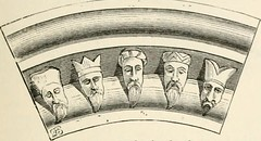 """Image from page 158 of """"An illustrated dictionary of words used in art and archaeology. Explaining terms frequently used in works on architecture, arms, bronzes, Christian art, colour, costume, decoration, devices, emblems, heraldry, lace, personal orname"""