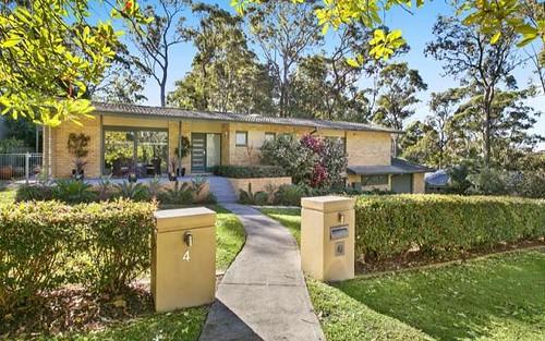 4 Robin Avenue, Turramurra NSW 2074