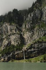 Wasserfall - Waterfall eines Bergbach ( Creek - Bach ) am Oeschinensee ( Bergsee - See - Lac - Lake ) oberhalb von Kandersteg im Berner Oberland im Kanton Bern in der Schweiz (chrchr_75) Tags: lake lago schweiz switzerland see waterfall suisse wasserfall swiss lac kandersteg slap juli christoph svizzera bergsee cascade berner cascada berneroberland  oberland 2014  jrvi waterval  suissa  oeschinensee s vattenfall vodopd chrigu wodospad vandfald 1407 kantonbern alpensee chrchr hurni seeli chrchr75 chriguhurni bergseeli chriguhurnibluemailch albumwasserfllewaterfallsderschweiz albumbergseenimkantonbern juli2014 albumwasserflleimkantonbern hurni140731 albumoeschinensee