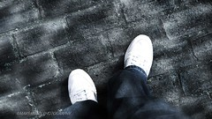 Off the Wall (Mars Mann) Tags: urbanstreets abstractphotography bricks urbanphotography minimalist photography marsmannphotography streetwise