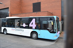 National Express Coventry Mercedes-Benz Citaro O530G 6012 - reported withdrawn (paulburr73) Tags: o530g mercedes mercedesbenz ab56d 6012 bj03esn coventry nxc nxwm citaro bendibus articulated bus swanswellstreet 2017 march nationalexpress garage depot city midlands westmidlands cv wt wheatleystreet withdrawn withdrawal