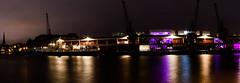 Bristol M Shed at night (richiemccloskey) Tags: bristol landscape harbourside harbour uk