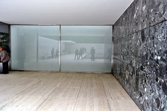 PAVELLÓ MIES VAN DER ROHE – PAVELLÓ ALEMANY DE L'EXPOSICIÓ DE 1929 (Yeagov_Cat) Tags: 2017 barcelona catalunya 1929 1986 bauhaus exposicióinternacional exposicióinternacionaldebarcelona miesvanderrohe pavelló pavellóalemany pavellómiesvanderrohe montjuïc ludwigmiesvanderrohe