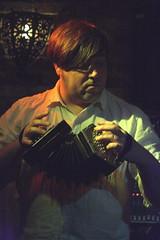 John Spiers (2017) 05 (KM's Live Music shots) Tags: folkmusic greatbritain englishfolk johnspiers jeffriesconcertina angloconcertina concertina folkonmonday folkandroots greennote