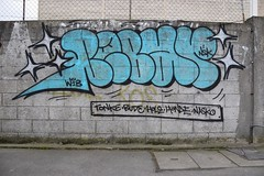 Bebar (HBA_JIJO) Tags: streetart urban graffiti vitry vitrysurseine art france artiste artist hbajijo wall mur painting letters aerosol peinture lettrage graff lettres lettring writer paris94 spray bebar bombing flop bombig