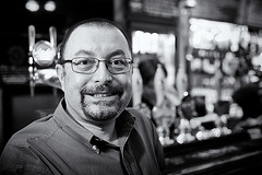 ANDREW 1 (Nigel Bewley) Tags: andrewsharpe portrait studioportrait naturallight disability cmt charcotmarietoothdisease blackandwhite blackwhite monochrome march march2017 nigelbewley hoopandgrapes hoopgrapes pub publichouse boozer farringdonstreet london england uk camra gotnerve4cmt