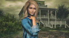...When the collar is pressed...urghs (Virgilia Boucher) Tags: thecrossroadsevent avatar secondlife entwined avenge dad