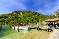 Königssee (clementlaw) Tags: königssee germany bavaria travel lake